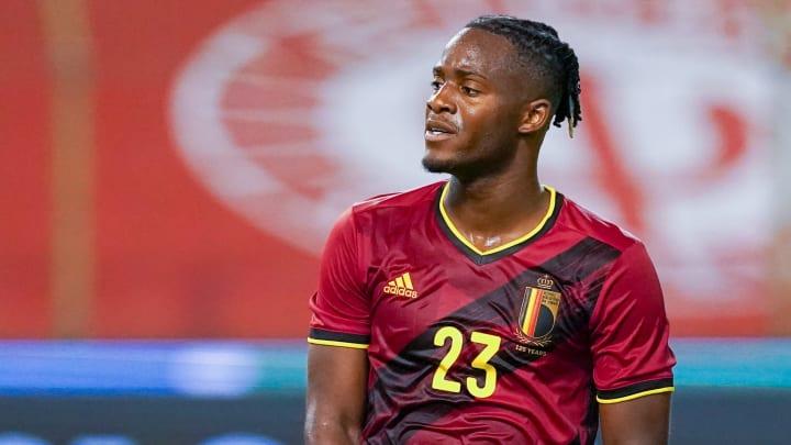 O atacante recebeu overall 92 | Belgium v Greece - International Friendly
