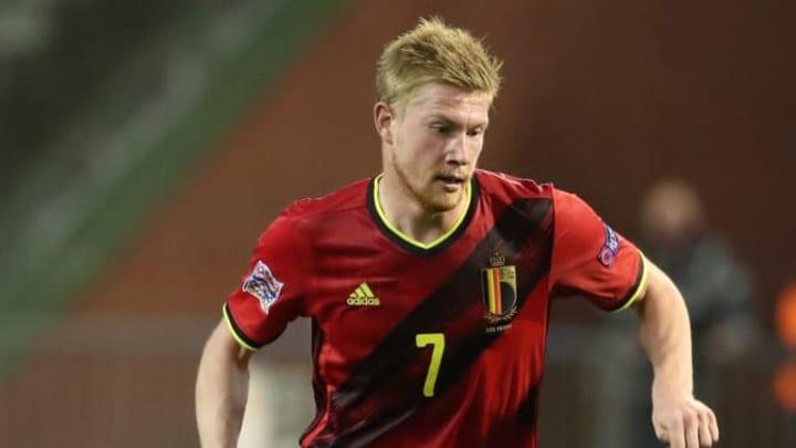 Belgium v Iceland - UEFA Nations League