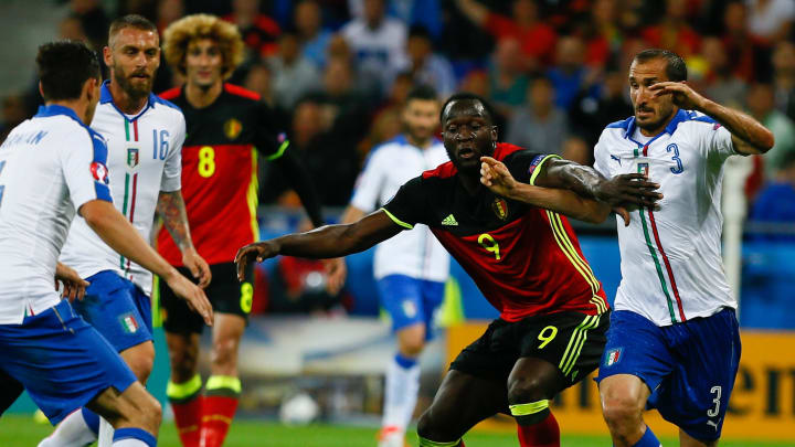 Bélgica-Italia