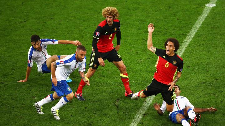 In einem großen Turnier trafen Italien und Belgien zuletzt bei der EM 2016 aufeinander. Damals gewannen die Italiener mit 2:0