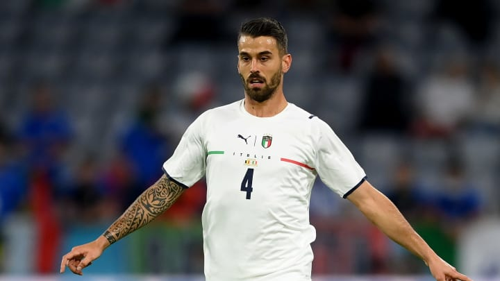 Leonardo Spinazzola had an excellent tournament with Italy