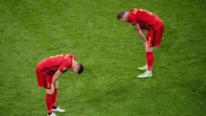 Bélgica foi eliminada pela Itália nas quartas