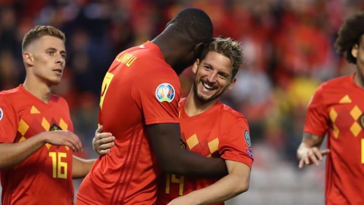 Belgium v Kazakhstan - UEFA Euro 2020 Qualifier