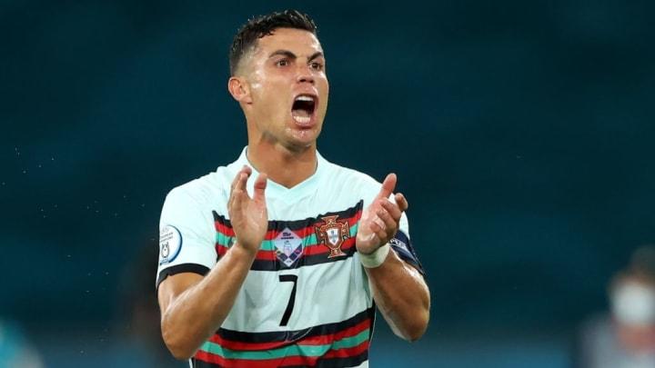 Cristiano Ronaldo Eurocopa Juventus