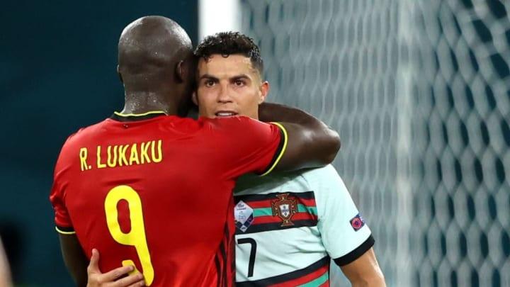 Romelu Lukaku, Cristiano Ronaldo