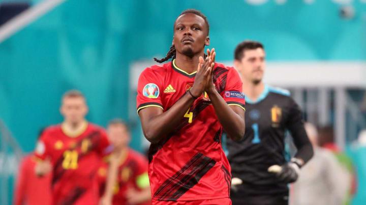 Dedryck Boyata steht mit Belgien im Achtelfinale der EM 2020