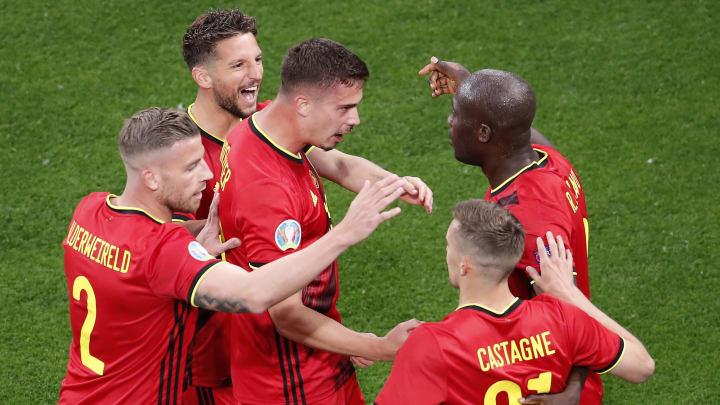 Belgium made easy work of Russia