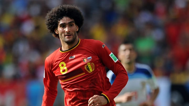 Belgium v Russia: Group H - 2014 FIFA World Cup Brazil