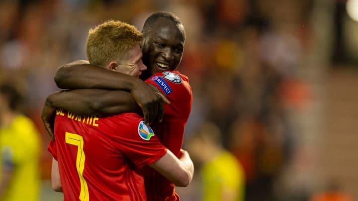 Bélgica Eurocopa