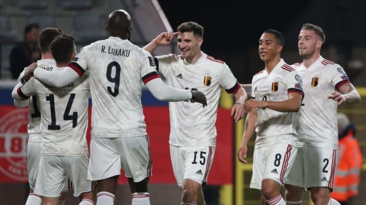 Bélgica, Romelu Lukaku
