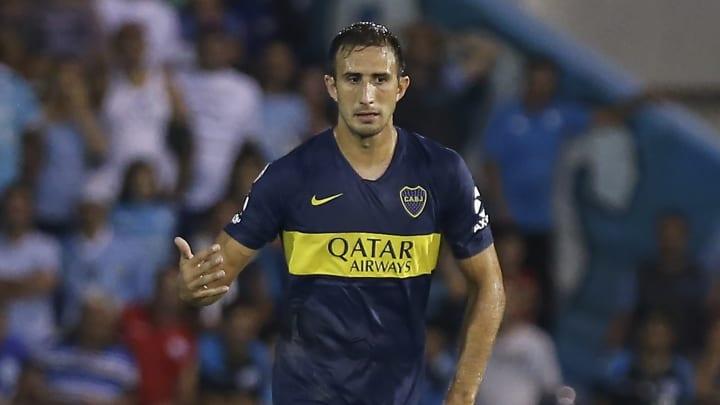 Carlos Izquierdoz, defensa de Boca Juniors ex Santos Laguna