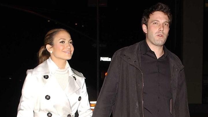 Ben Affleck y Jennifer López nuevamente están juntos