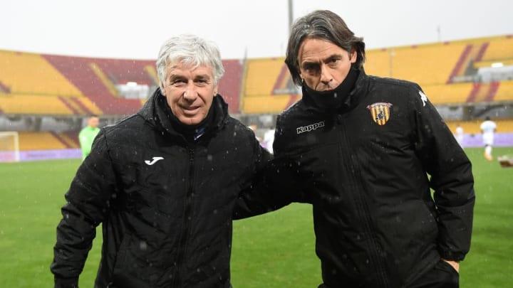 Gian Piero Gasperini, Filippo Inzaghi