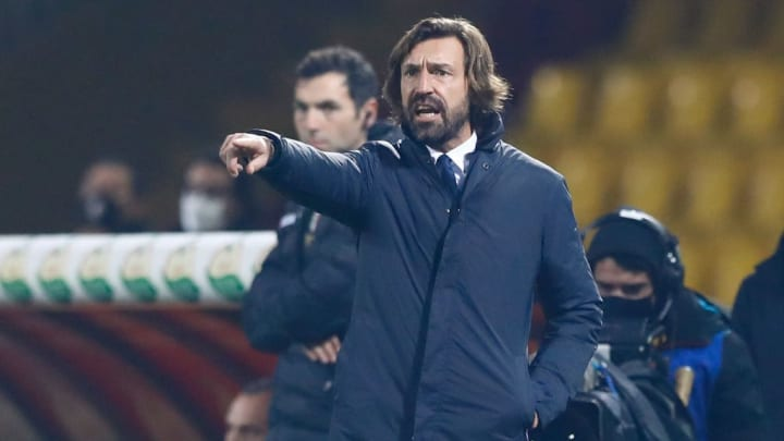 Andrea Pirlo won the Champions League twice as a player