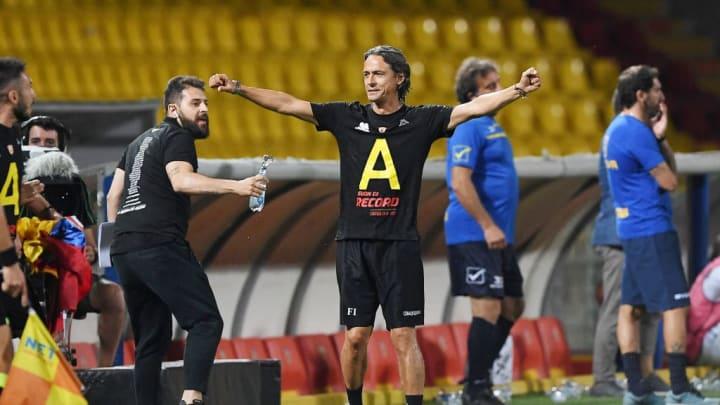 Benevento Calcio v SS Juve Stabia - Serie B