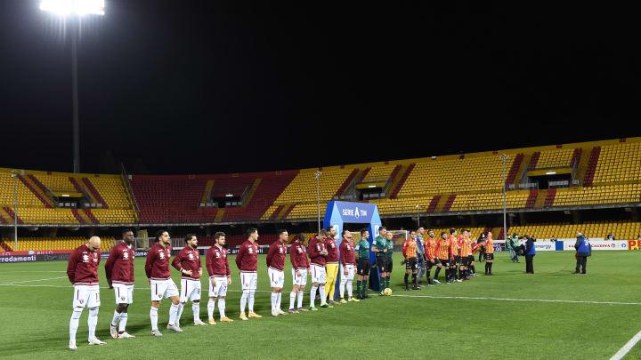 Benevento e Torino si giocano la Serie A all'ultima giornata