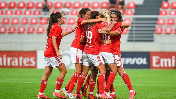 Benfica futebol feminino