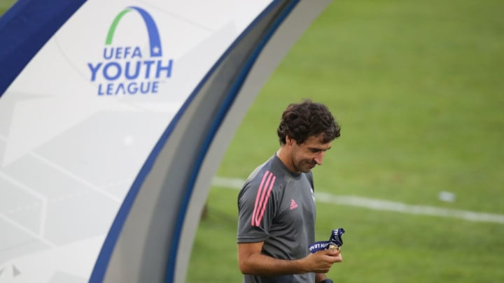 Raul is the current manager of Real Madrid Castilla
