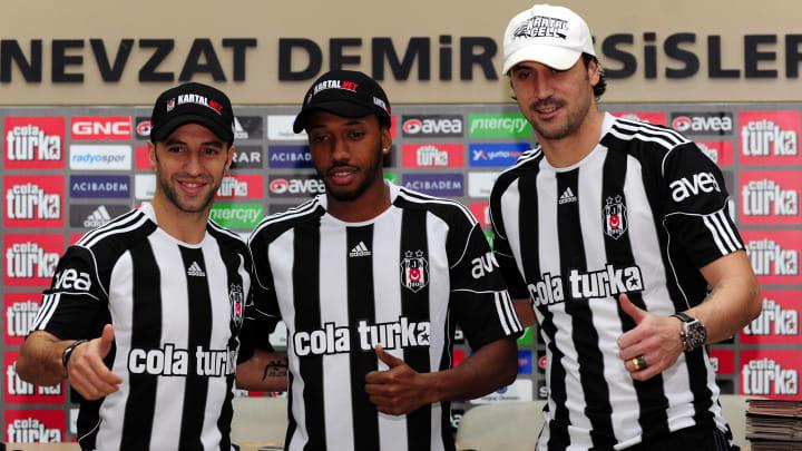 Besiktas Istanbul's new Portuguese playe