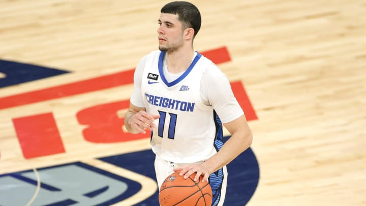 Georgetown vs Creighton Spread, Line, Odds, Predictions & Betting Insights for College Basketball Game.