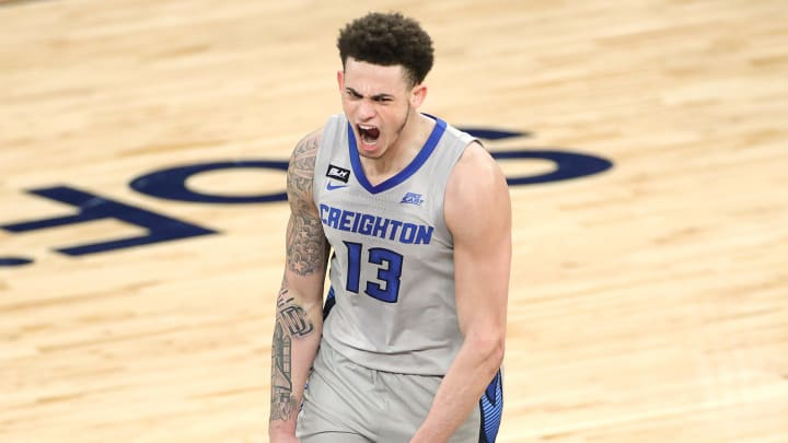 Georgetown vs Creighton prediction and college basketball pick straight up and ATS for tonight's NCAA game between GTWN vs CREI.