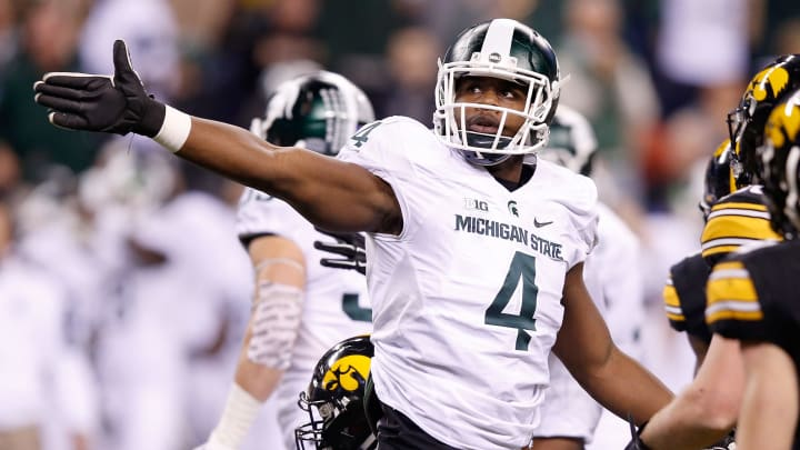 The Cleveland Browns gamble on a troubled free agent in defensive tackle Malik McDowell.