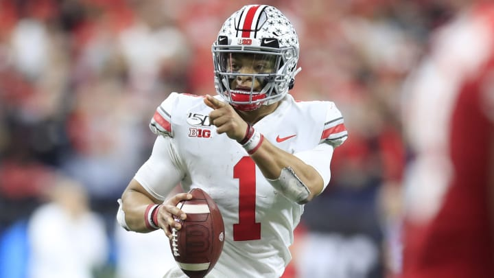 Ohio State's football schedule for the 2020 season includes big matchups with Oregon, Iowa, Penn State and Michigan.