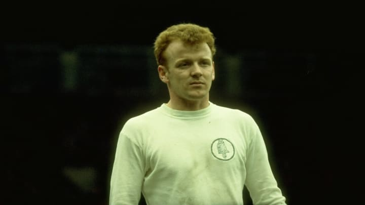 Bremner is widely considered the greatest Leeds player of all time
