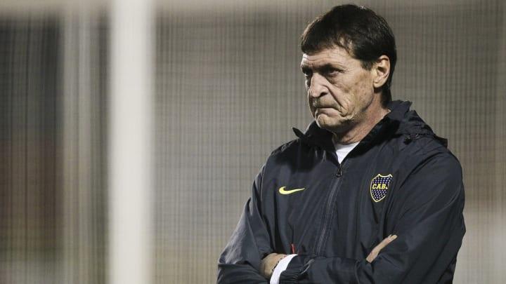 Falcioni estuvo cerca de conquistar la Libertadores pero cayó frente a Corinthians en la final