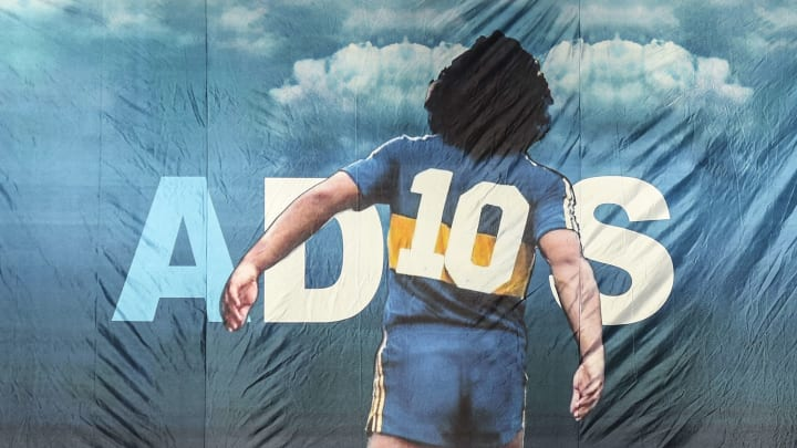 Boca Juniors have reached the final of the Diego Maradona Cup