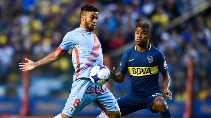 Thiago Mosquito Boca Juniors Arsenal Maldonado Campeonato Argentino