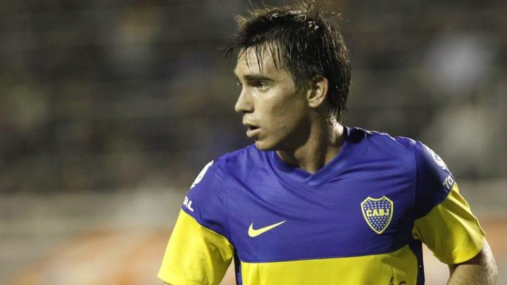 Pablo Mouche en Boca Juniors