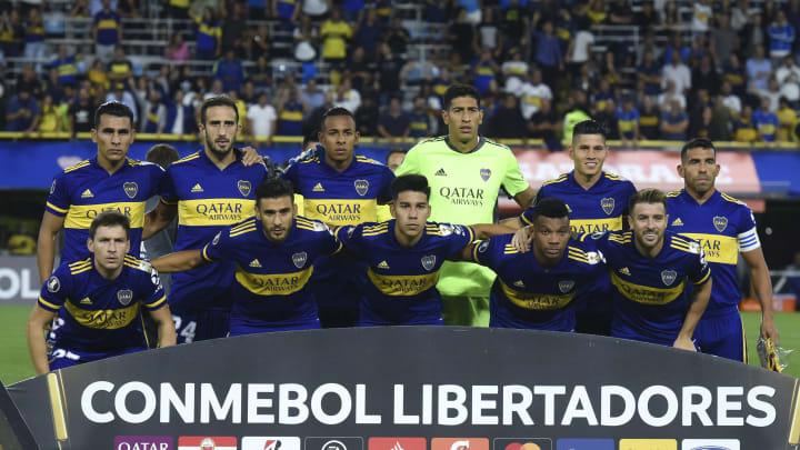 El calendario de Boca Juniors para la Copa Libertadores 2020