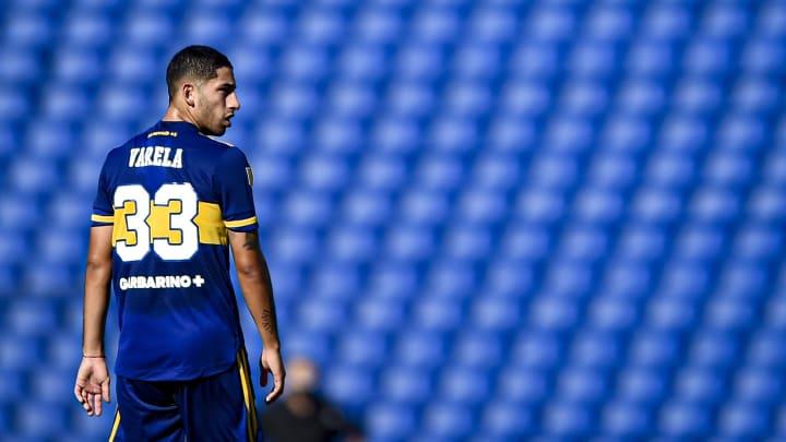 Boca Juniors v Lanus - Copa de la Liga Profesional 2021