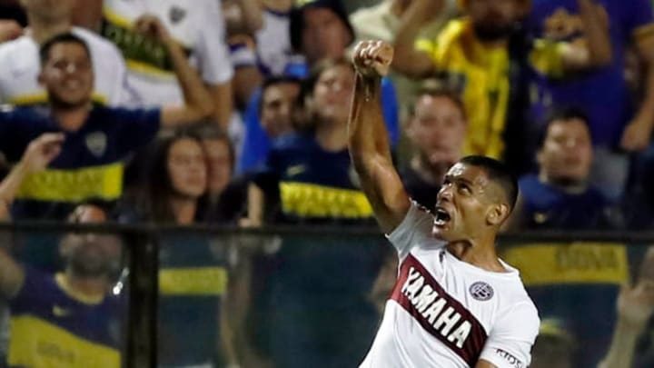 Boca Juniors v Lanus - Superliga 2018/19