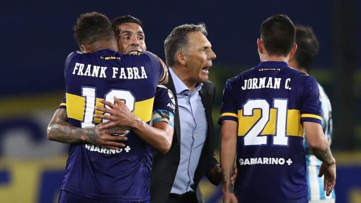 Boca Juniors v Racing Club - Copa CONMEBOL Libertadores 2020