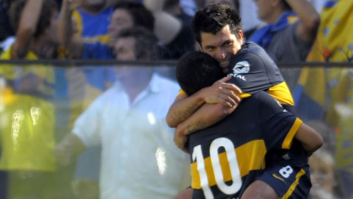 Boca Juniors v River Plate - Clausura 2010