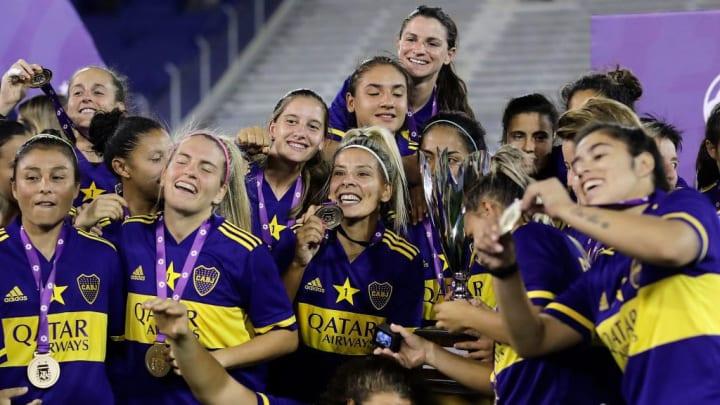 Boca Juniors v River Plate - Women's First Division 2020/21