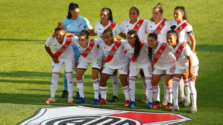 Boca Juniors v River Plate - Women's First Division 2020/21