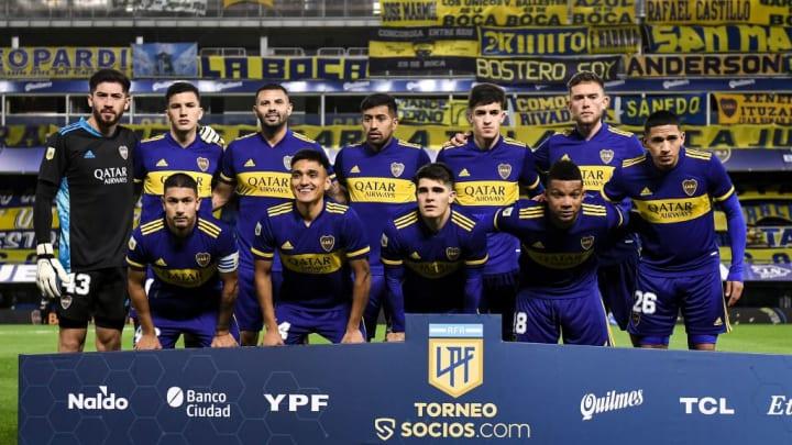Boca Juniors v San Lorenzo - Torneo Liga Profesional 2021