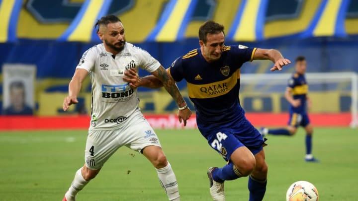 Boca Juniors v Santos - Copa CONMEBOL Libertadores 2020