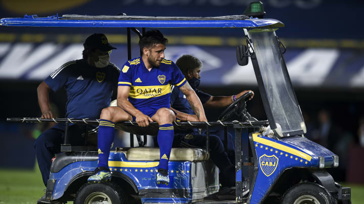 Boca Juniors v Sarmiento - Copa De La Liga Profesional 2021