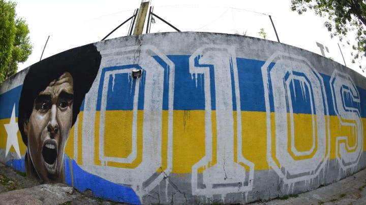 Boca Juniors v Talleres - Copa Liga Profesional 2020