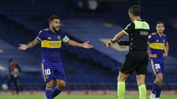 Carlos Tevez, Fernando Rapallini