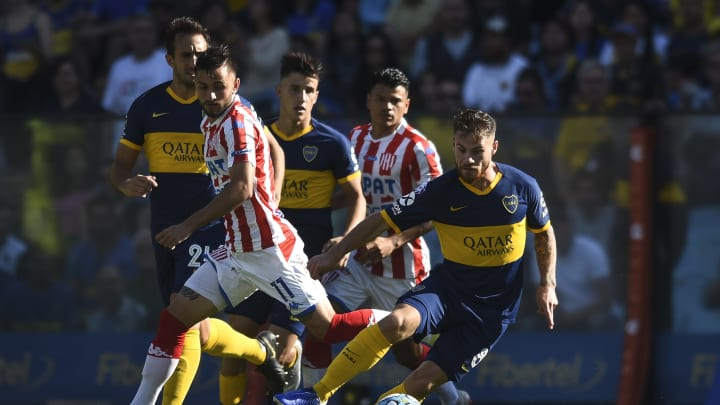 Boca Juniors v Union - Superliga 2019/20 - Boca y Unión volverán a enfrentarse.