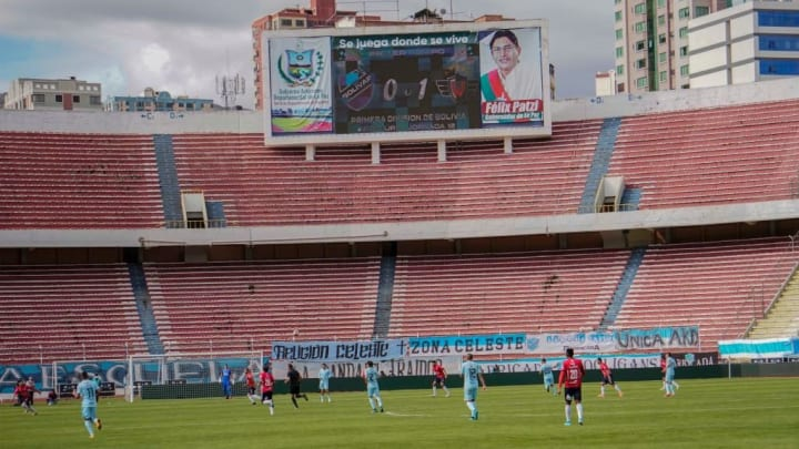 Bolivar v Wilstermann - Torneo Apertura 2020