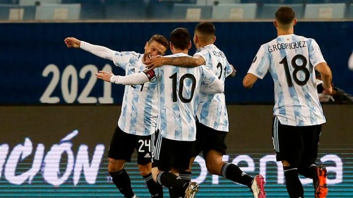 Argentina Equador Copa América Palpites