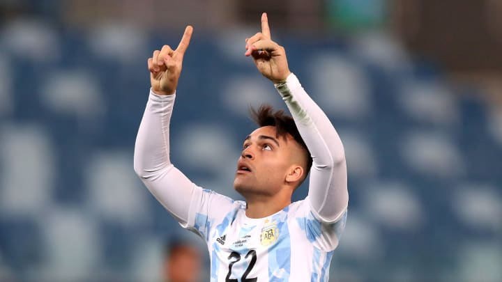 Inter could be willing to part ways with Lautaro this summer