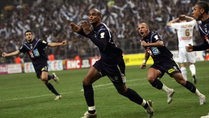 Bordeaux' Brazilian defender Carlos Henr...
