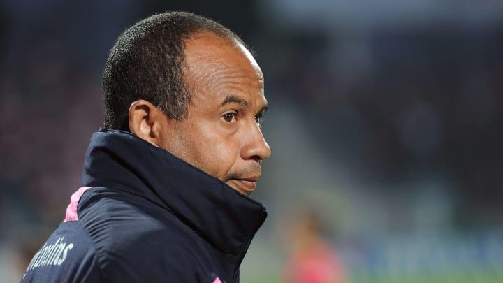 Bordeaux French head coach Jean Tigana l